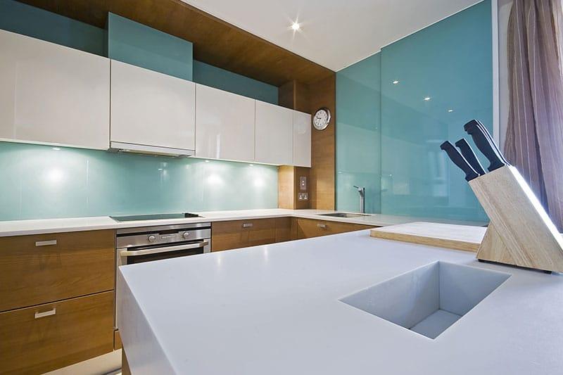 Glass Splashbacks Stevenage | Kitchen Splashbacks St Albans
